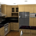 Kitchen CAD Image